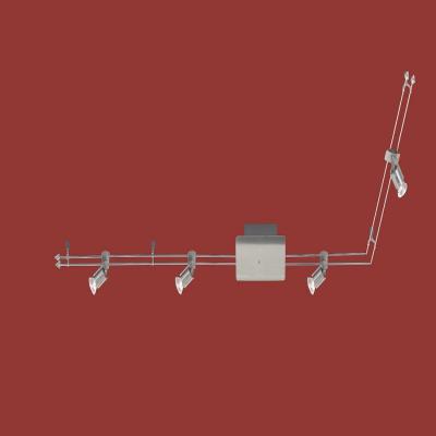 PLUTO, Schienensysteme 4x35W