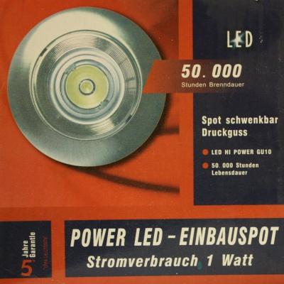 VÝPRODEJ - vestavné LED...