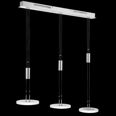 Závěsné svítidlo 3x LED 8,4W