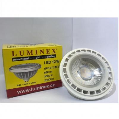 LED žárovka GU10 / 12W /...