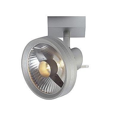 Nástěnné svítidlo 1x75W hliník