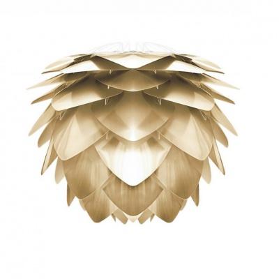Silvia brushed brass Ø 50 x...