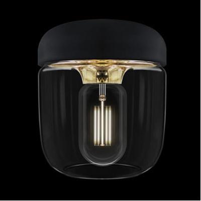 Acorn black polished brass...