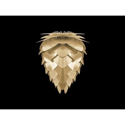 Conia brushed brass Ø 40 x...
