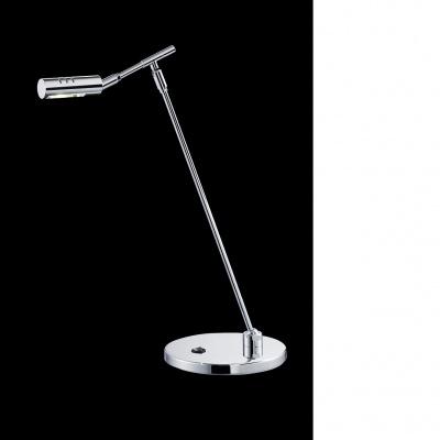 Stolní LED svítidlo 1x5W chrom
